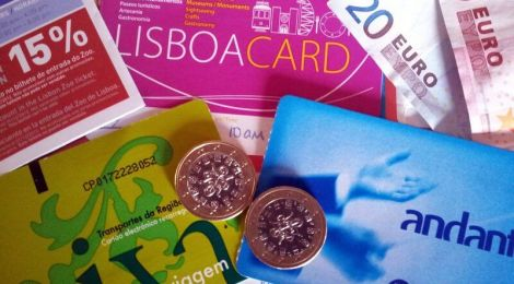 Coupons cards and cash
