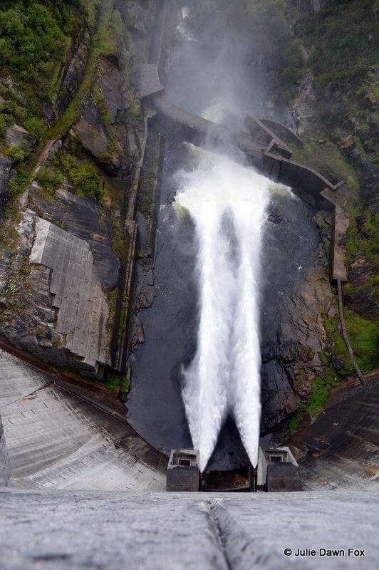 Alto Lindoso Dam, Peneda-Gerês National Park