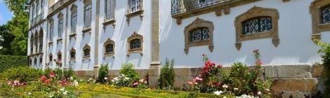 Casa da Ínsua luxury hotel in central Portugal