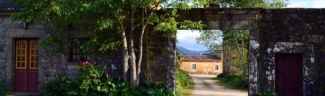 Entrance, Quinta da Agra