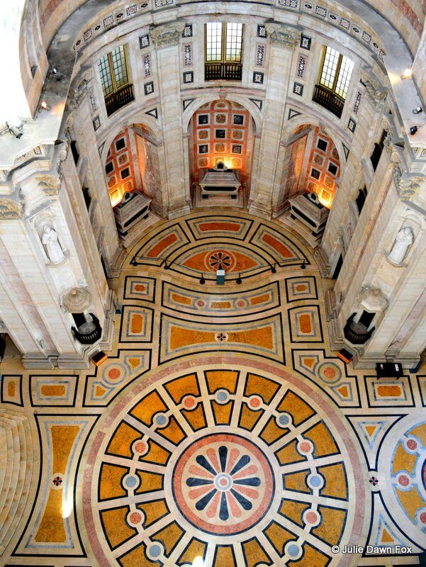 Pantheon Floor Pattern : There s more to lisbon national pantheon than celebrity