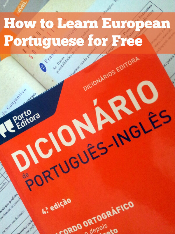 how to learn european portuguese for free rh juliedawnfox com Dutch Language Language Percents in Brazil