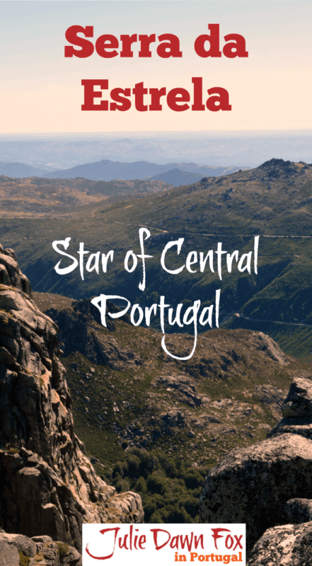 Serra da Estrela, Star mountain range in Central Portugal