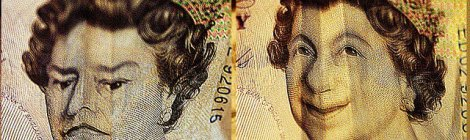 Money Queen. Photo credit Doug Wheller/Flickr