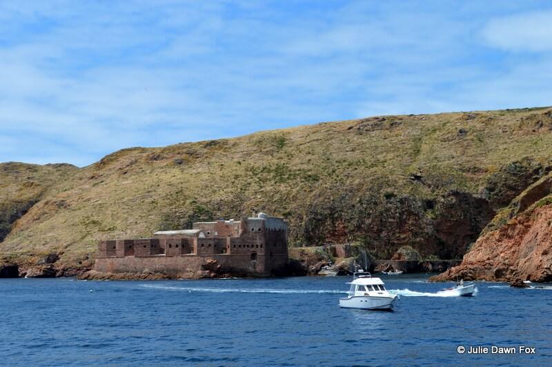Fort of São João Baptista das Berlengas