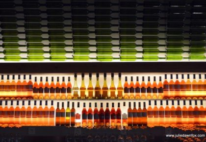 Rows of moscatel wine and aguardente, By The Wine, Lisbon