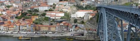 Porto and Dom Luís I bridge