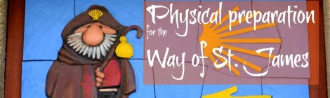 Physical preparation for the Way of St. James