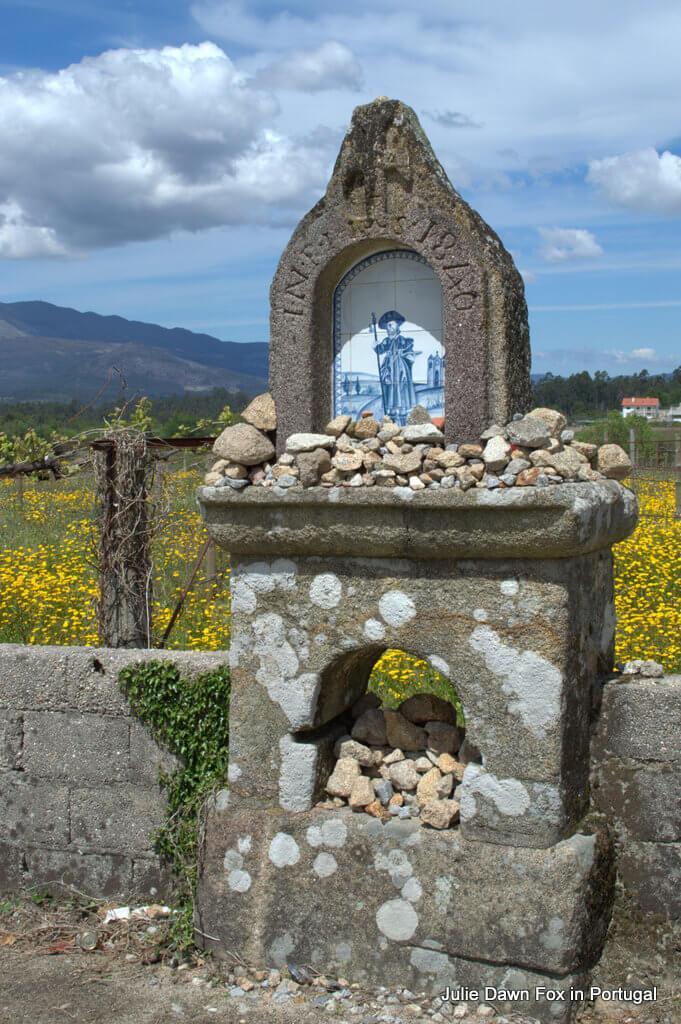 Wayside shrine for St. James