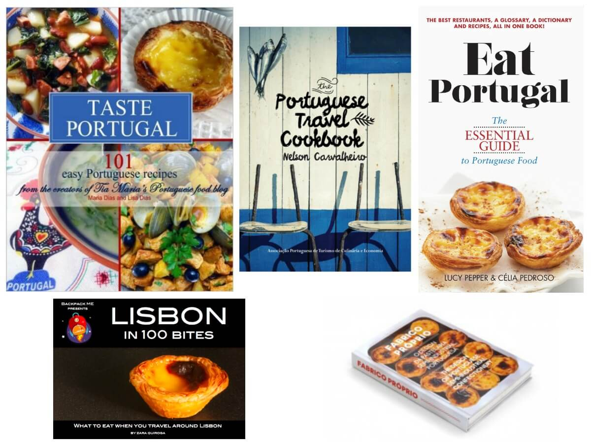 5 droolworthy books about portuguese food and recipes julie dawn covers of books about portuguese food forumfinder Gallery