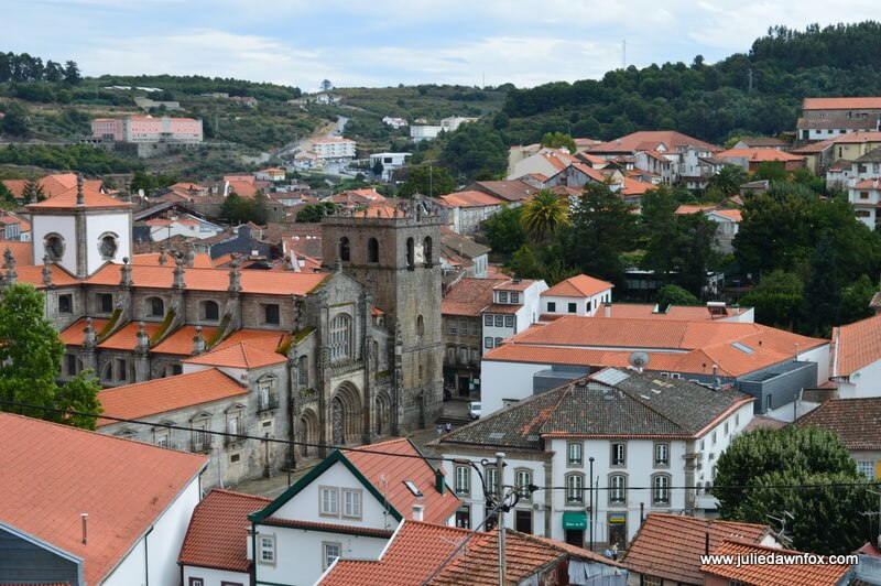 Lamego historical centre
