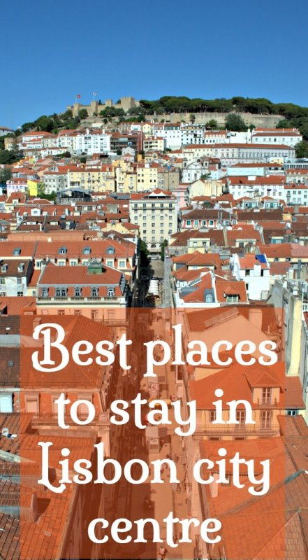 Best places to stay in Lisbon city centre. Best Lisbon areas, hotels, apartments and guesthouses