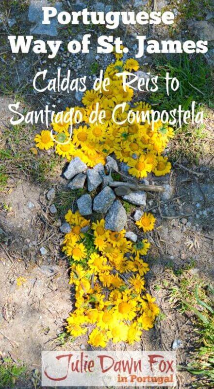 Portuguese Way of St. James Caldas de Reis to Santiago de Compostela