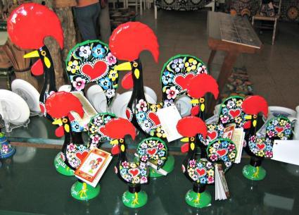 Souvenir Barcelos cockerels