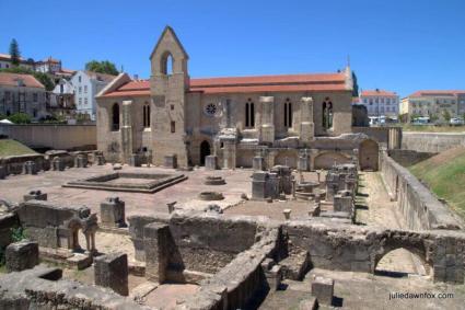 Santa Clara-a-Velha Monastery, Coimbra