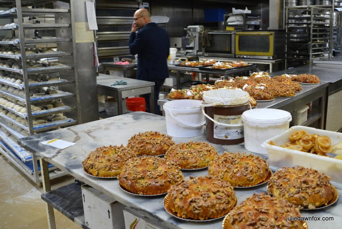 Behind the scenes at Pastelaria Capuchinhas, Viseu