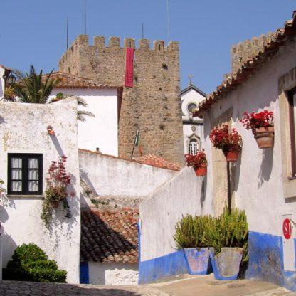 Mixed bag of architecture, Óbidos