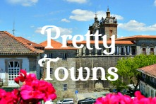 Pretty towns in Portugal
