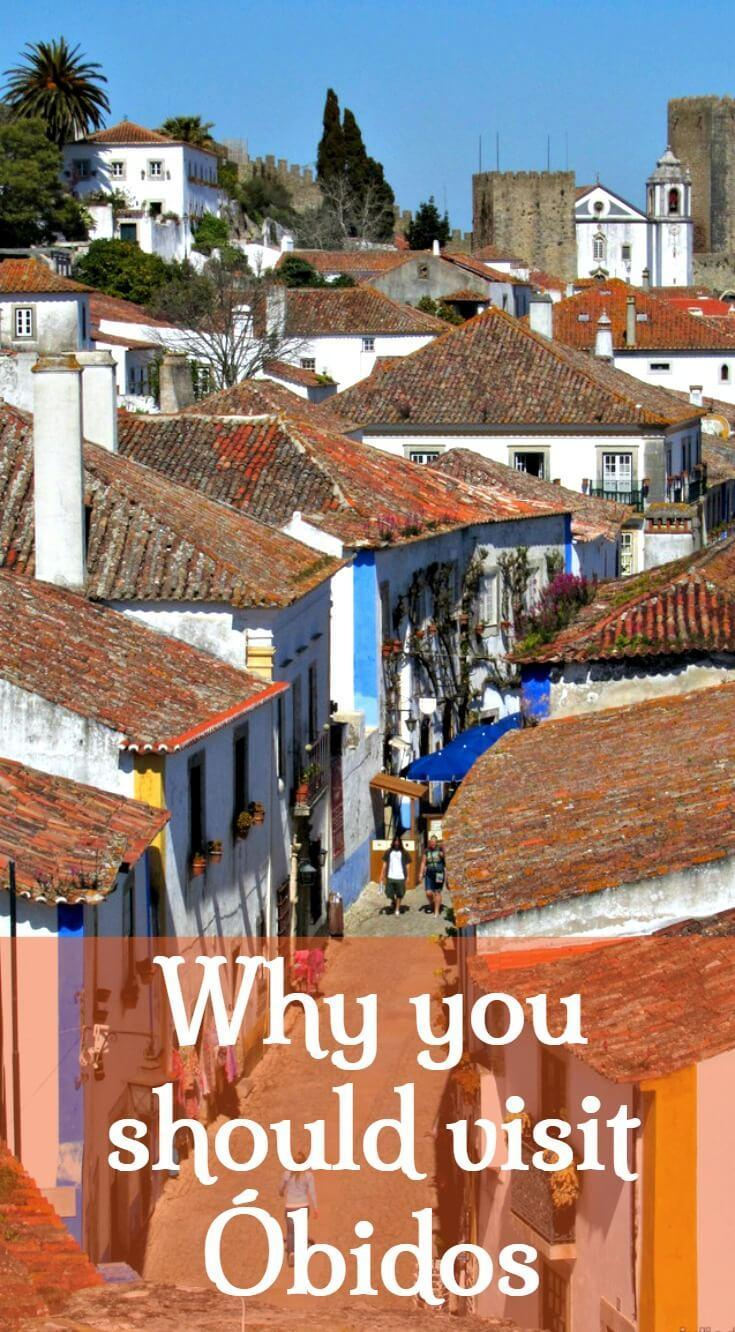 What to see and do in Obidos, Portugal