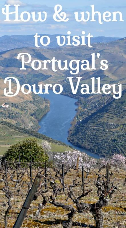 Best time and best way to visit the Douro Valley and Douro wine region in Portugal