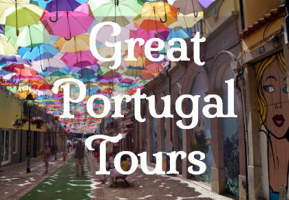 best portugal tours, carefully selected or created by Julie Dawn Fox