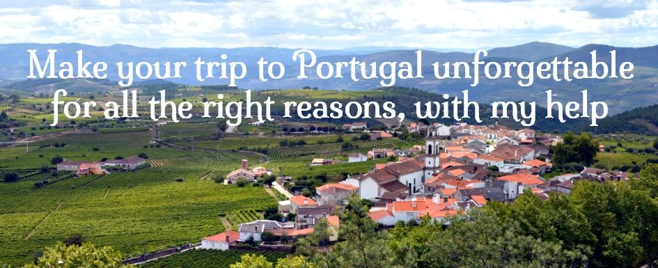 Portugal Itinerary coaching by Julie Dawn Fox
