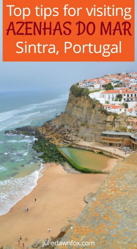 Travel guide for Azenhas do Mar, Sintra-Cascais Natural Park, Portugal