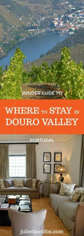 Where to stay in Douro Valley