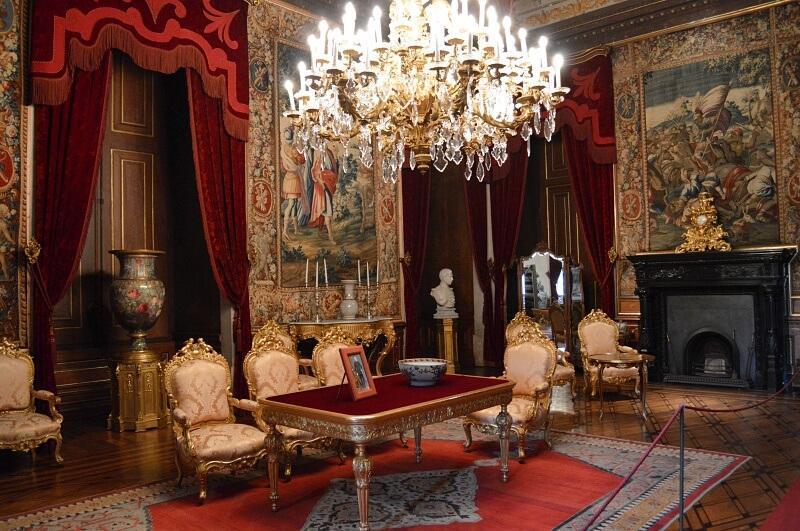Ajuda National Palace, Lisbon