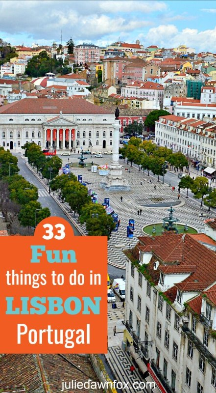 Things to to in Lisbon