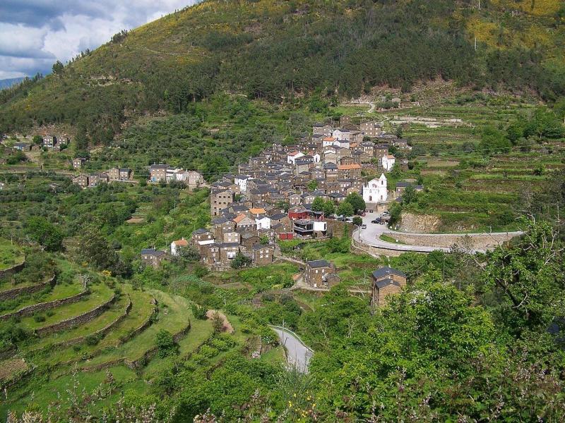 Piodão village central Portugal