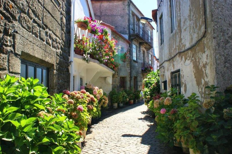 Jewish quarter of Trancoso, Portugal