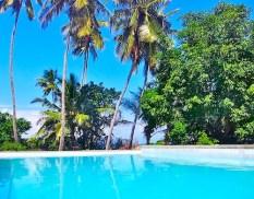 House 1. Swimming pool