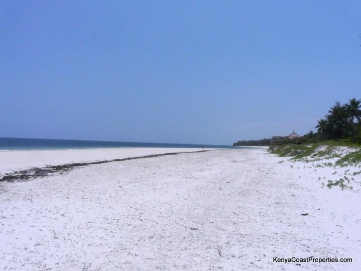 beach to south