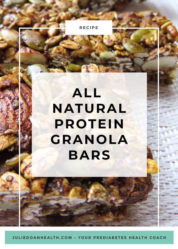 granola bar reverse prediabetes diabetes