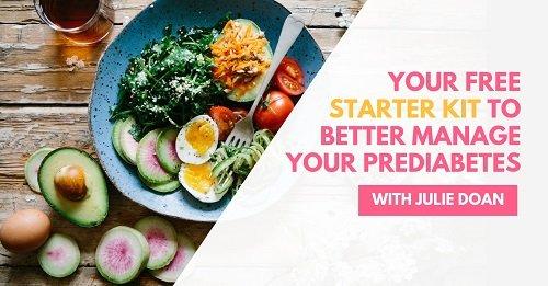 starter kit prediabetes reverse