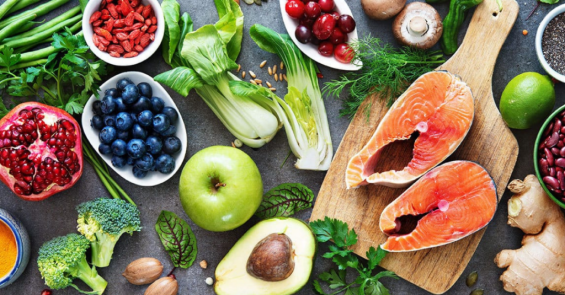 Balance to your Hormones Naturally by Changing the Foods you EAT