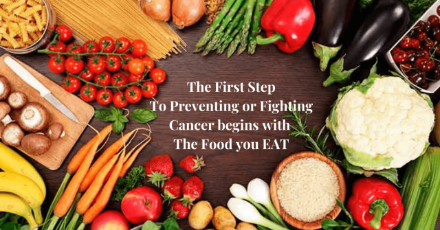 The-First-Step-to-Preventing-or-Fighting-Cancer-begins-with-food you EAT