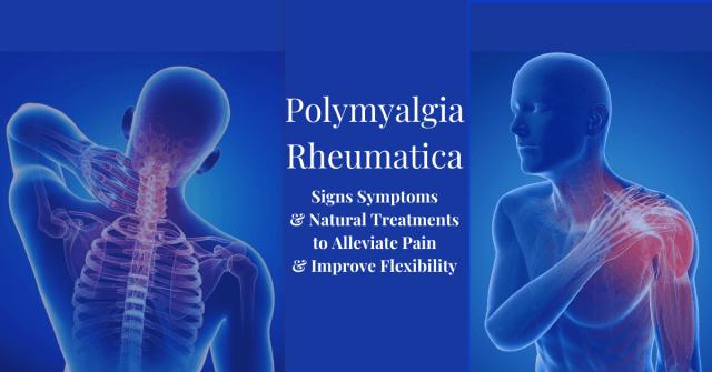 Polymyalgia-Rheumatica Alleviate Pain Naturally