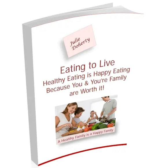 eBook: Eating to Live