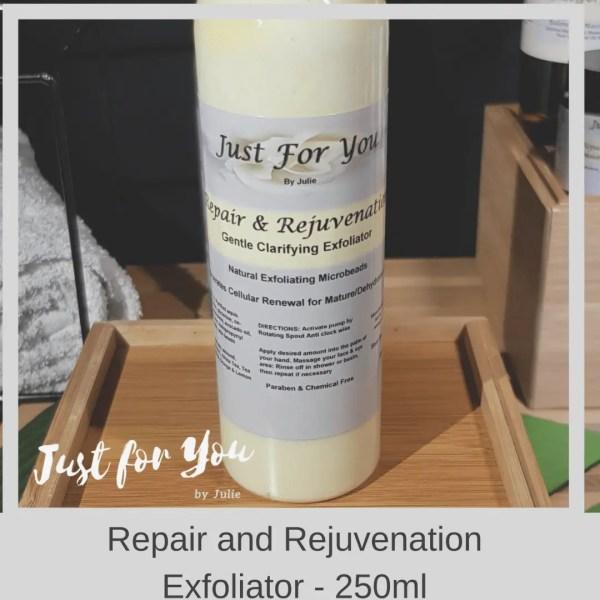 Just for You Repair and Rejuvenation Exfoliator