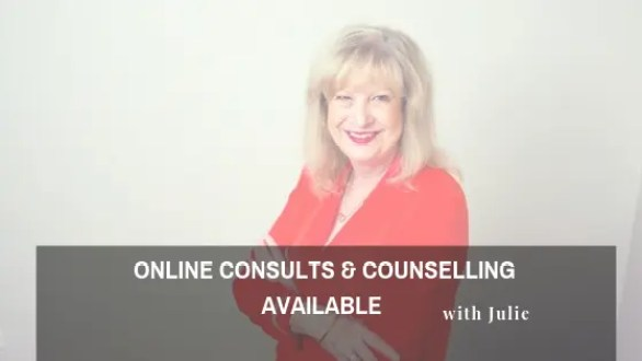 Naturopathic Online Consultations are available with Julie