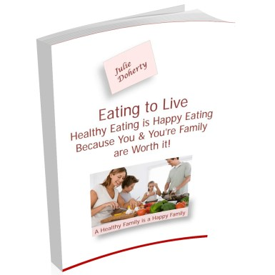 Eating to Live because Food is the Foundation for Optimal Health