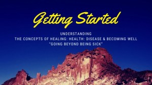 Understanding the Concepts of Becoming Well