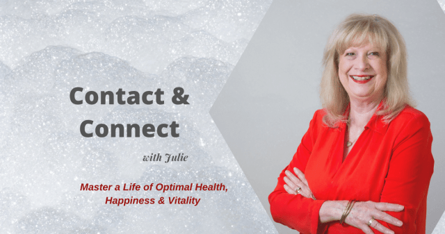 Contact and Connect with Julie