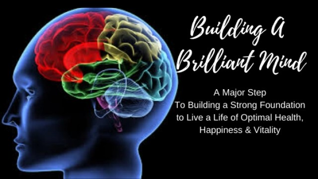 7 Keys to Building a Brilliant Mind:  Transforming your Health and your Life