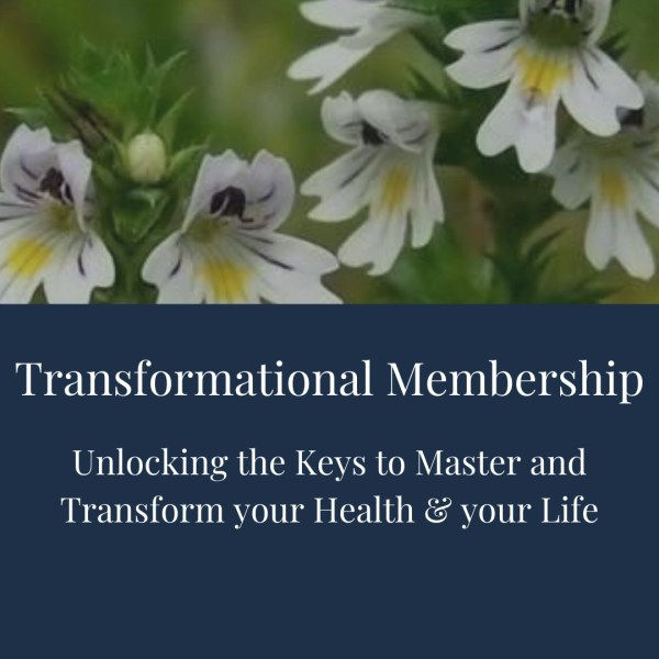 Transformational Membership Unlocking the Keys to Master and Transform your Health & your Life