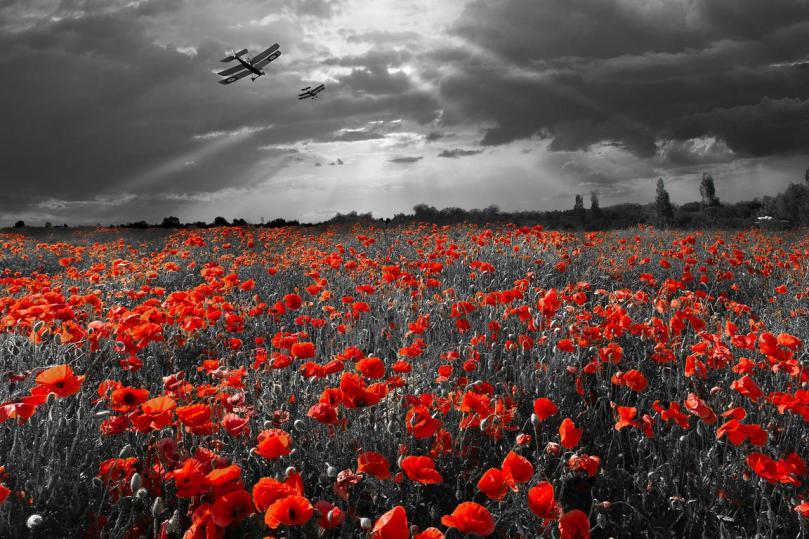 The final sortie WWI version