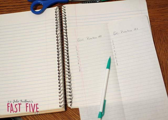 Faulkner's Fast Five New Year 2015 Reflection Linky