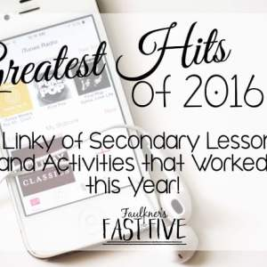 End of Year Reflection: Best of the Best 2016